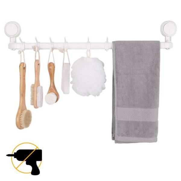 Barra para colgar toalla